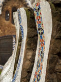 декоративная загородка Стоковое Фото