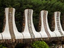 декоративная загородка Стоковая Фотография