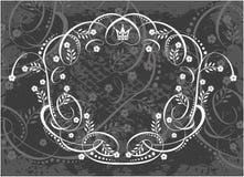 декоративная картина рамки Стоковое Изображение