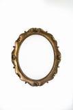 декоративное изображение картины золота рамки Стоковые Фотографии RF