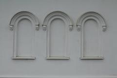 декоративное окно Стоковые Изображения
