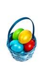 декоративные пасхальные яйца Стоковое Изображение