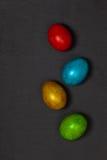 декоративные пасхальные яйца Стоковые Фото