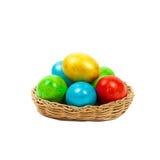 декоративные пасхальные яйца Стоковая Фотография