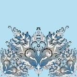 декоративный орнамент Стоковое Изображение RF