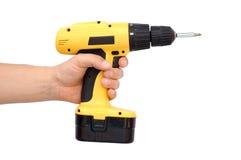 електричюеский инструмент Стоковая Фотография RF