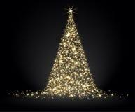 ель рождества Стоковые Изображения RF