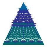 ель рождества Стоковое Изображение RF