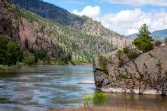 ленивое река Стоковые Фото