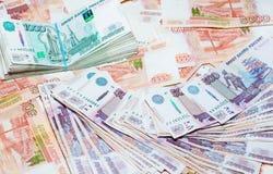 деньги серии Стоковая Фотография RF