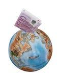 деньги сохраняют Стоковая Фотография