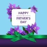 день будет отцом счастливого Стоковое Изображение RF
