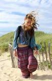 день ветреный стоковое фото rf