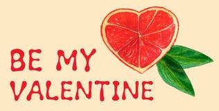 день карточки приветствуя к valentines Стоковые Фотографии RF