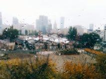 день ненастный Стоковая Фотография