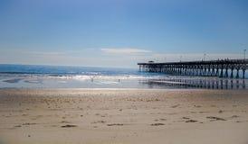 день пляжа Стоковые Изображения RF
