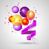 день рождения счастливый к вам Стоковое Фото