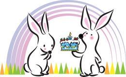 день рождения счастливый Стоковое Изображение