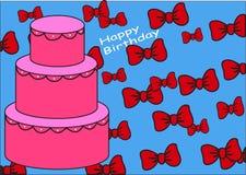 день рождения счастливый Стоковые Изображения