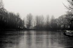 день туманнейший Стоковые Фотографии RF