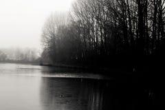 день туманнейший Стоковое фото RF