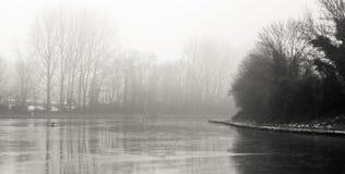 день туманнейший Стоковые Изображения RF