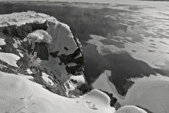 день туманный Стоковые Фото
