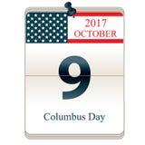 день Христофора columbus Стоковое Изображение