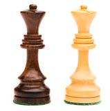 2 епископа шахмат Стоковые Изображения RF