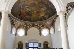 Епископский дворец malaga Стоковая Фотография