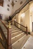 Епископский стиль рококо столетия дворца XVIII, Мурсия, Испания, Европа стоковое изображение rf