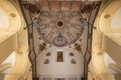 Епископское столетие дворца XVIII стоковые фото