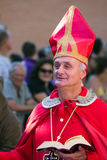 епископ более старый Стоковые Изображения RF
