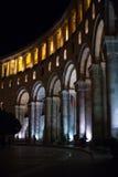 Ереван: место ночи Стоковые Изображения RF