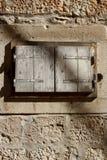 деревенское окно Стоковое Фото