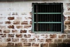 деревенское окно Стоковое фото RF