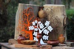 деревянная работа Стоковые Изображения RF