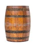 деревянное бочонка старое Стоковые Фото