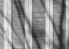 деревянное двери нутряное Стоковое Изображение