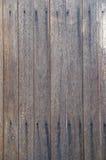 деревянное двери ретро введенное в моду Стоковое фото RF