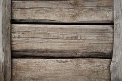 деревянное выдержанное предпосылкой Стоковое фото RF