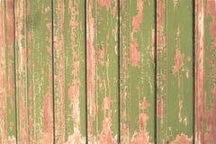 деревянное загородки старое Стоковое Фото