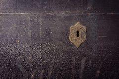 деревянное комода старое Стоковые Изображения RF