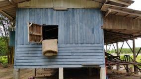 деревянное дома старое Стоковое Изображение RF