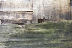деревянное предпосылки старое старый вал Стоковая Фотография RF