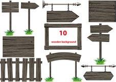 деревянное предпосылки старое Стоковое Фото
