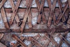 деревянное предпосылки старое Стоковые Изображения RF