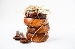деревянное шара пустое стоковая фотография