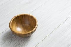 деревянное шара пустое Стоковая Фотография RF