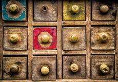 деревянное ящиков старое стоковое фото rf